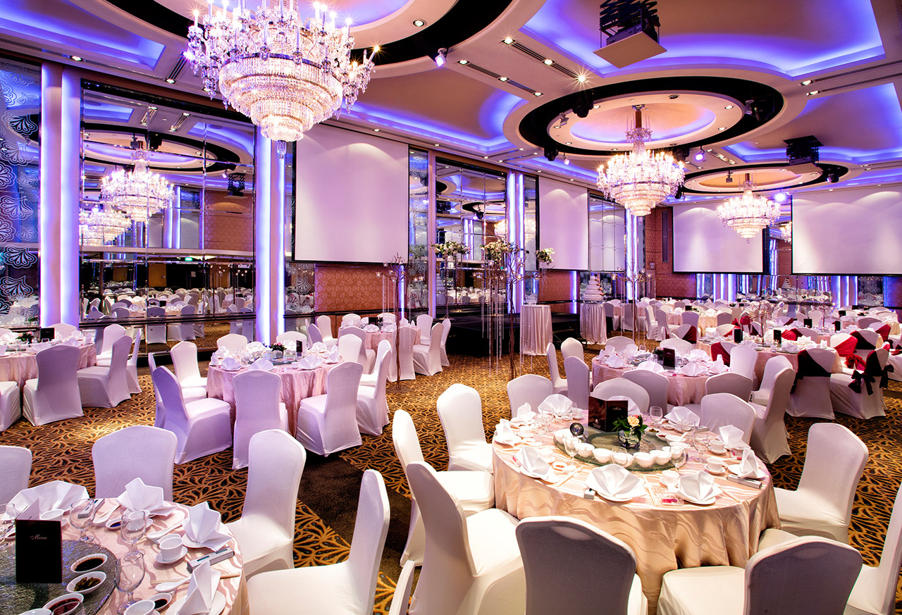 Holiday Inn Singapore Orchard City Centre Ballroom