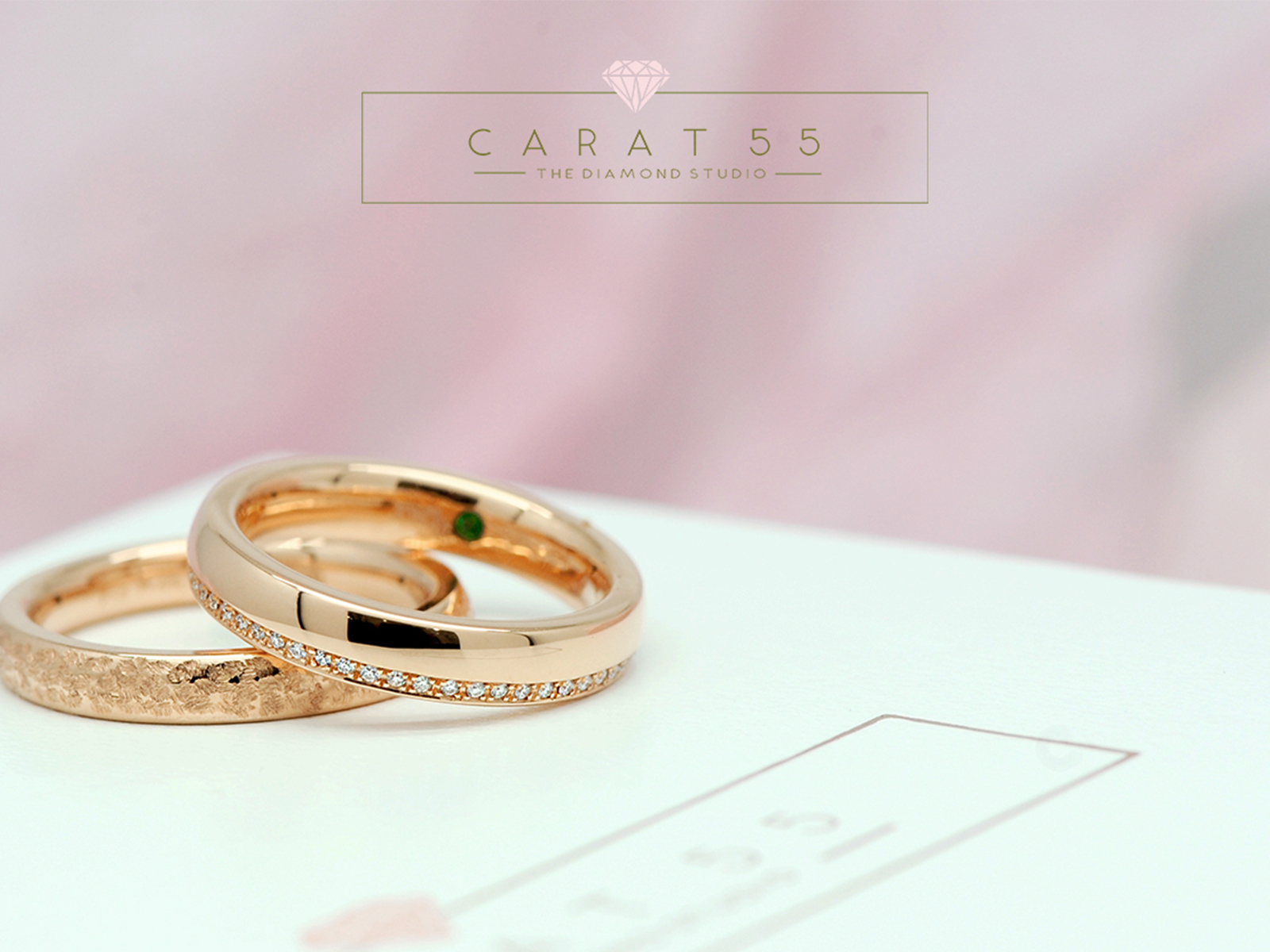 Carat 55 - The Diamond Studio