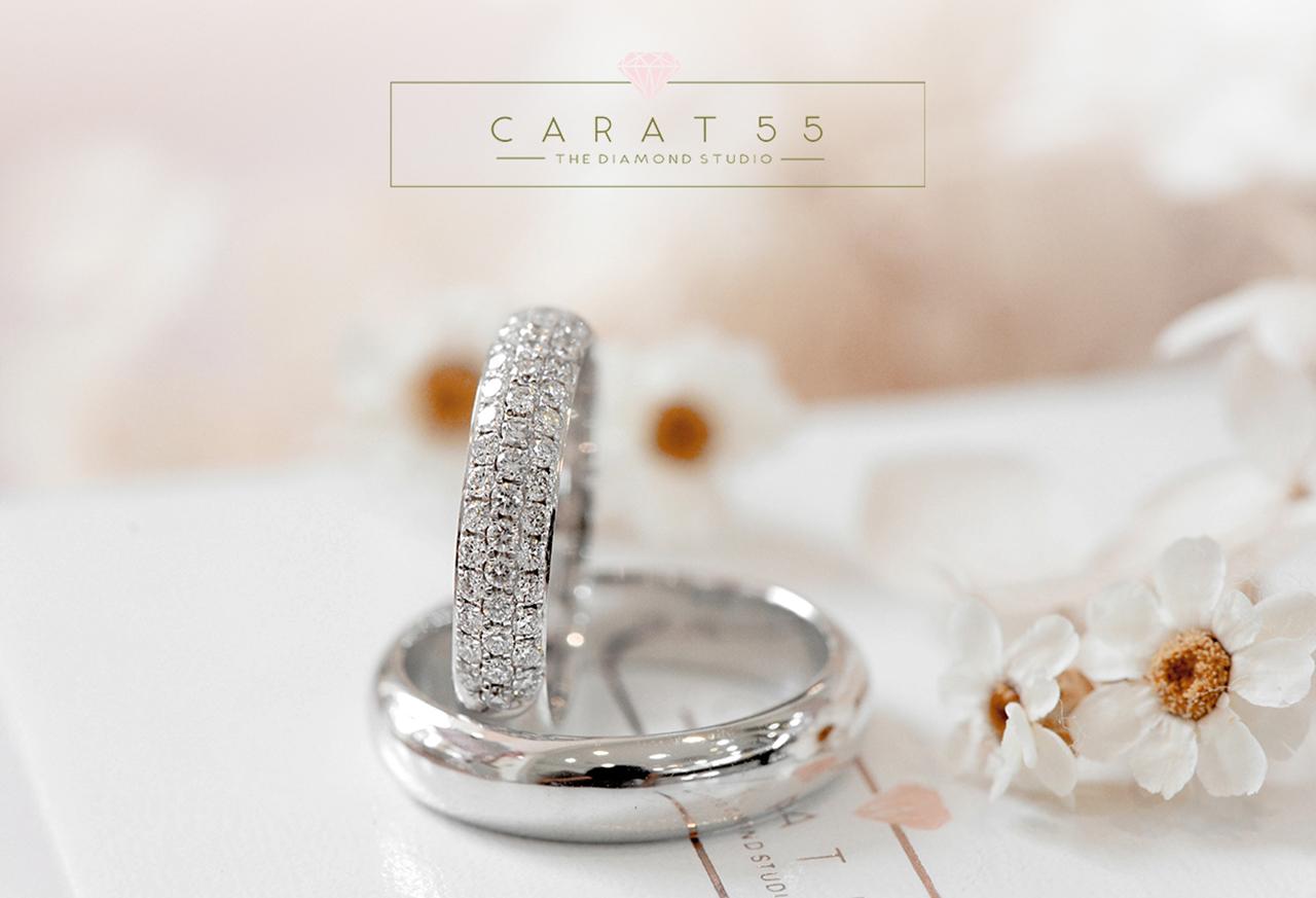 Carat 55 - The Diamond Studio
