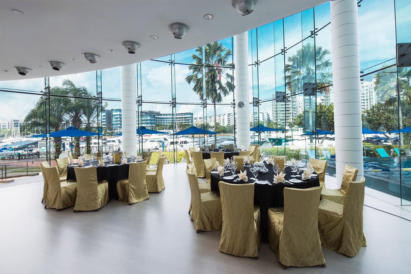 One°15 Marina Sentosa Cove Club