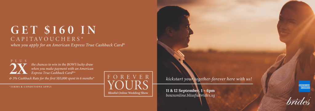 Forever Yours Amex